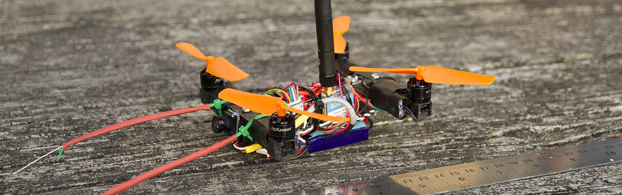 Carbon Fiber Tube miniquad