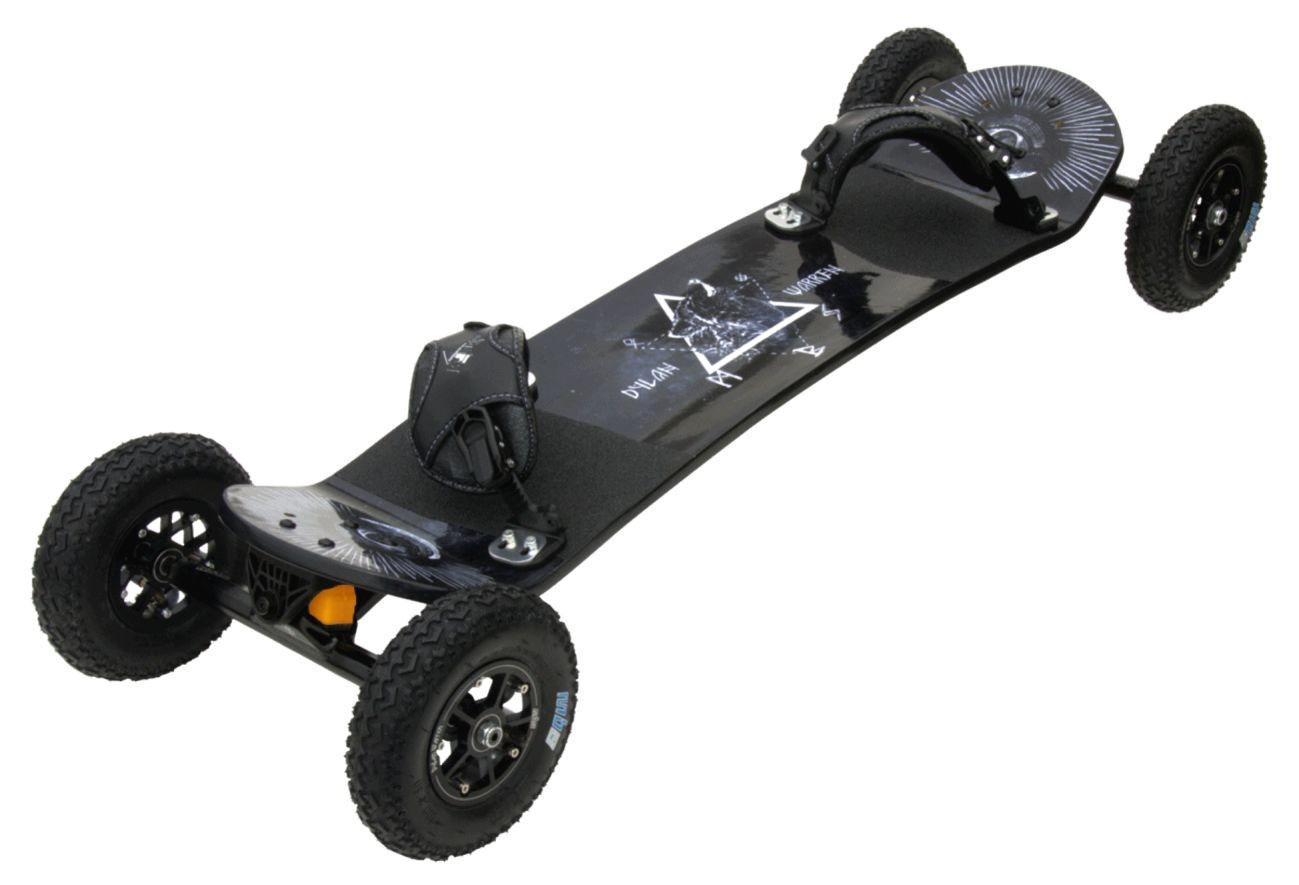 Building An All Terrain Electric Skateboard